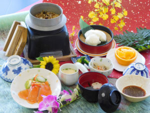 佐賀県武雄温泉物産館|おすすえめ料理1S-10