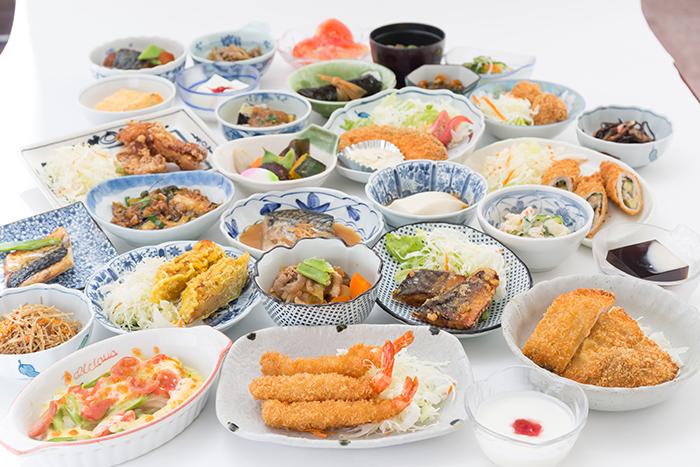 佐賀県武雄温泉物産館|おっ母さんの一膳めし屋お料理紹介