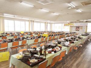 佐賀県武雄温泉物産館|2階お食事会場