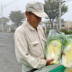 佐賀県武雄温泉物産館|愛情野菜農家6